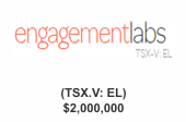 Engagement Labs - TSX.V: EL