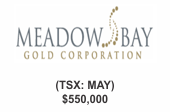 Meadow Bay Gold Corporation