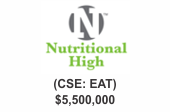 Nutritional High - CSE: EAT