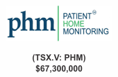 Patient Home Monitor -TSX.V: PHM